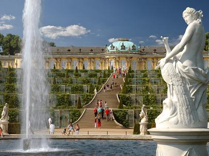 BEX - Sightseeing in Potsdam und visit of Sanssouci Palace - Ticket child till 6 years