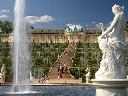 BEX - Potsdam Sightseeing Tour und Besuch von Schloss Sanssouci - Ticket Kind 7-14 Jahre