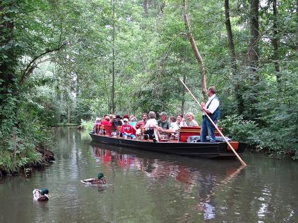 BEX - Excursion to Spreewald with boat trip in Burg - Ticket reduced (child 0-6 years)