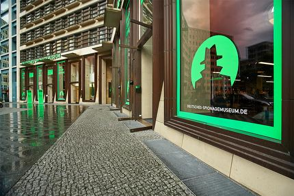Deutsches Spionagemuseum Berlin - Ticket Schwerbeschädigt