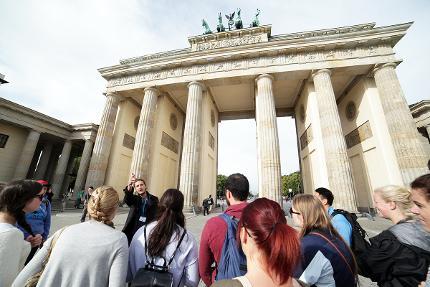 Original Berlin Walks - Berlin entdecken Tour - ticket reduced (seniors)