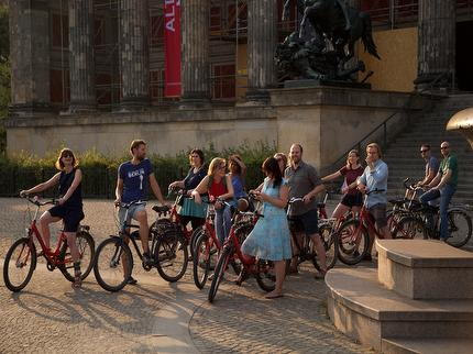 Fat Tire Tours - Berlin City Bike Tour - Ticket reduced (pupil/student)