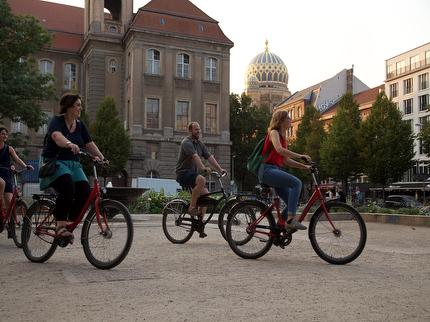 Berlin Food Tour by Bike - pupil/student