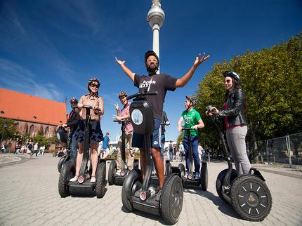 Fat Tire Tours - Berlin City Segway Tour -Ticket Adult