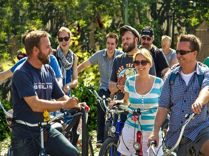 Fat Tire Tours - Berlin Highlights Bike Tour - Ticket reduced (child 0-3 years)