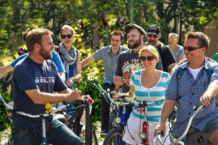Fat Tire Tours - Berlin Highlights Bike Tour - Ticket reduced (senior)