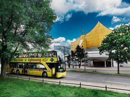 City Circle Sightseeing - Hop On Hop Off Sightseeing Bustour - Big Tic 48 hours - Ticket adult