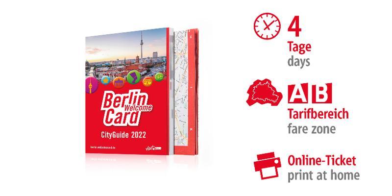 BerlinWelcomeCard / Urheber: © Graco GmbH & Co. KG / Rechteinhaber: © Berlin Tourismus & Kongress GmbH