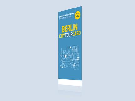 Berlin CityTourCard für 1 Tag (ohne Fahrschein)