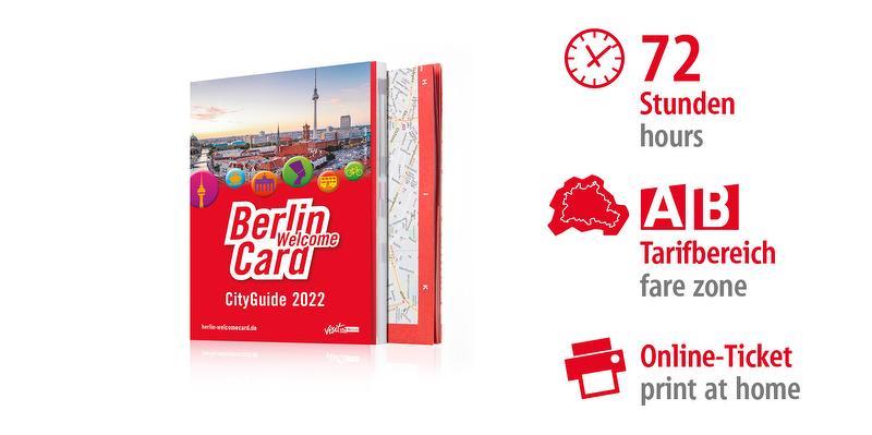 BerlinWelcomeCard / Author: © Graco GmbH & Co. KG