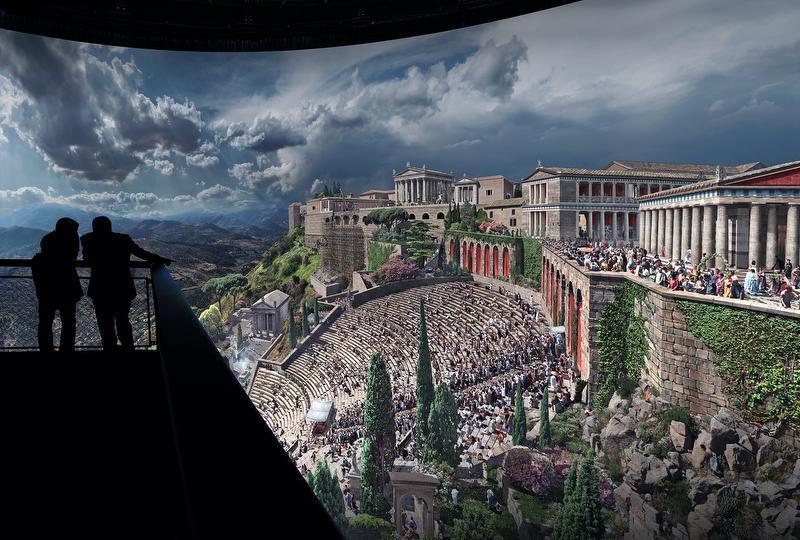 Pergamonmuseum Das Panorama Von Asisi Ticket Ermassigt Berlin Erlebnisangebote