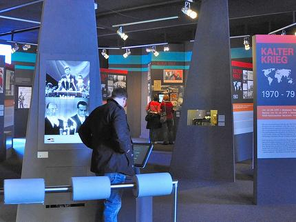 BlackBox Cold War - Exhibition - Entrance ticket reduced (0-13 years)