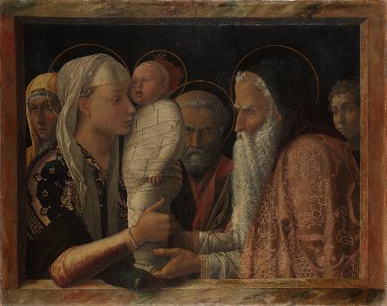 MANTEGNA und BELLINI Meister der Renaissance - Gemäldegalerie free admisson till 18 years