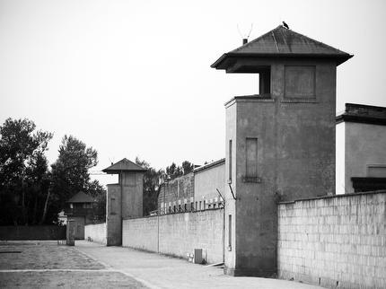 Sachsenhausen Concentration Camp Memorial - adult