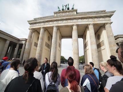 Original Berlin Walks - Best of Berlin - Entrance ticket reduced (pupil/student)