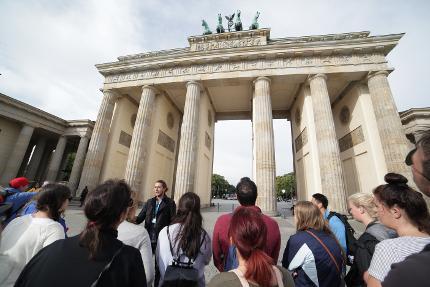 Original Berlin Walks - Best of Berlin - Entrance ticket reduced (disabled)