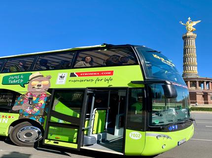 Stromma - Hop On Hop Off Bus tour Berlin - 48 hours- ticket reduced (0-5 years)