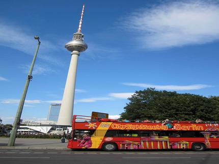 Berlin City Tour - Hop On Hop Off Sightseeing Bustour - Mauer & Kieztour 24 Stunden - Ticket Erwachsener