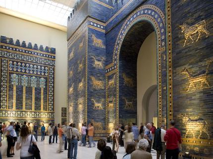 Skip the line ticket: Pergamon Museum with Asisi Panorama - Reduced (pupil/student)