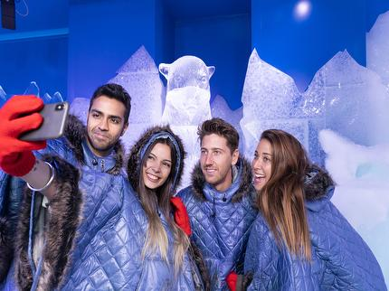 Berlin Icebar - An attraction bar incl. 3 drinks - Ticket child (4-16 years)