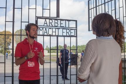 SANDEMANs Tour Sachsenhausen Guide: Englisch Ermäßigt (Schüler/Student)