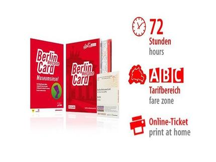 72 Std. ABC | Berlin WelcomeCard Museumsinsel | Online-Ticket