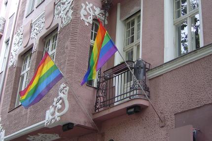 Queer-Berlin Tour: Stadtrundgang durch Berlin Guide: Deutsch Ermäßigt (Senioren)