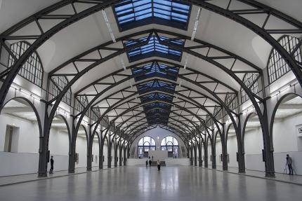 Hamburger Bahnhof   Dauerausstellung + Zeitfenster   frei bis 18 Jahre