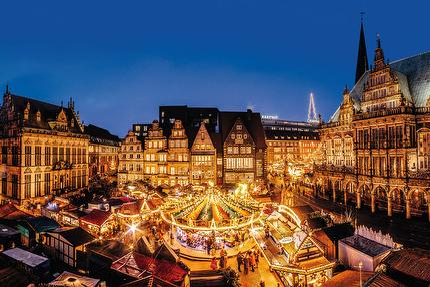 A Christmas fairytale in Bremen (German)