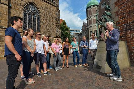 English guided tour