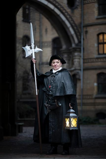 Guided tour with the nightwatchmen (German)