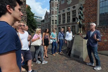 Daily Walking Tour (germ./engl. tour)