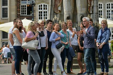 Daily Walking Tour (German)
