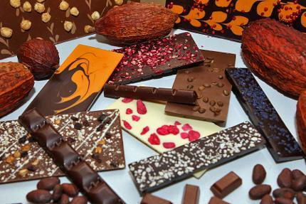 Chocolate class (German)