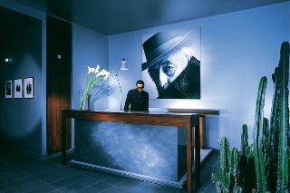 Rezeption / Urheber: HOPPER Hotel St. Antonius / Rechteinhaber: © HOPPER Hotel St. Antonius