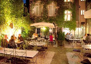 Garten / Urheber: HOPPER Hotel St. Antonius / Rechteinhaber: © HOPPER Hotel St. Antonius