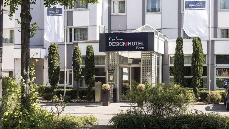 Außenansicht / Urheber: Galerie Design Hotel Bonn / Rechteinhaber: © Galerie Design Hotel Bonn