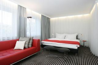 Zimmer / Urheber: Galerie Design Hotel Bonn / Rechteinhaber: © Galerie Design Hotel Bonn
