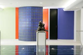 Schwimmbad / Urheber: Galerie Design Hotel Bonn / Rechteinhaber: © Galerie Design Hotel Bonn