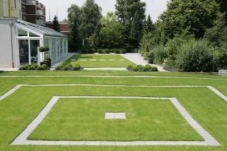 Garten / Urheber: Galerie Design Hotel Bonn / Rechteinhaber: © Galerie Design Hotel Bonn