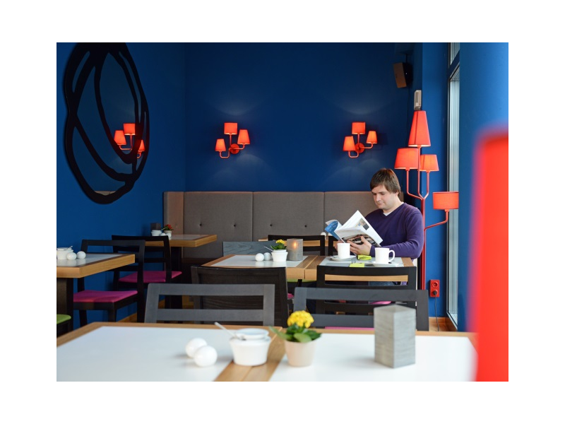 Frühstücksraum / Urheber: Hotel Claudius / Rechteinhaber: © Hotel Claudius
