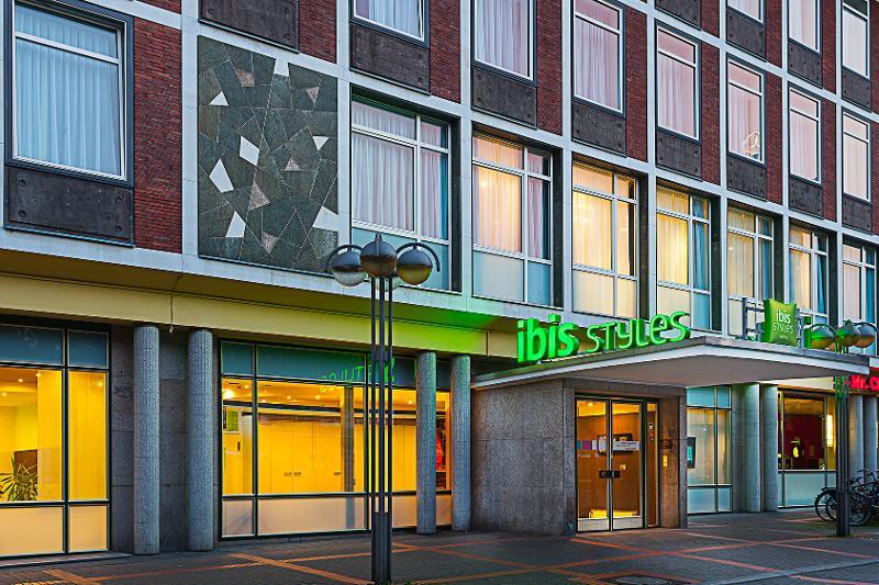 Aussenansicht / Urheber: Ibis Styles Bochum HBF / Rechteinhaber: © Ibis Styles Bochum HBF