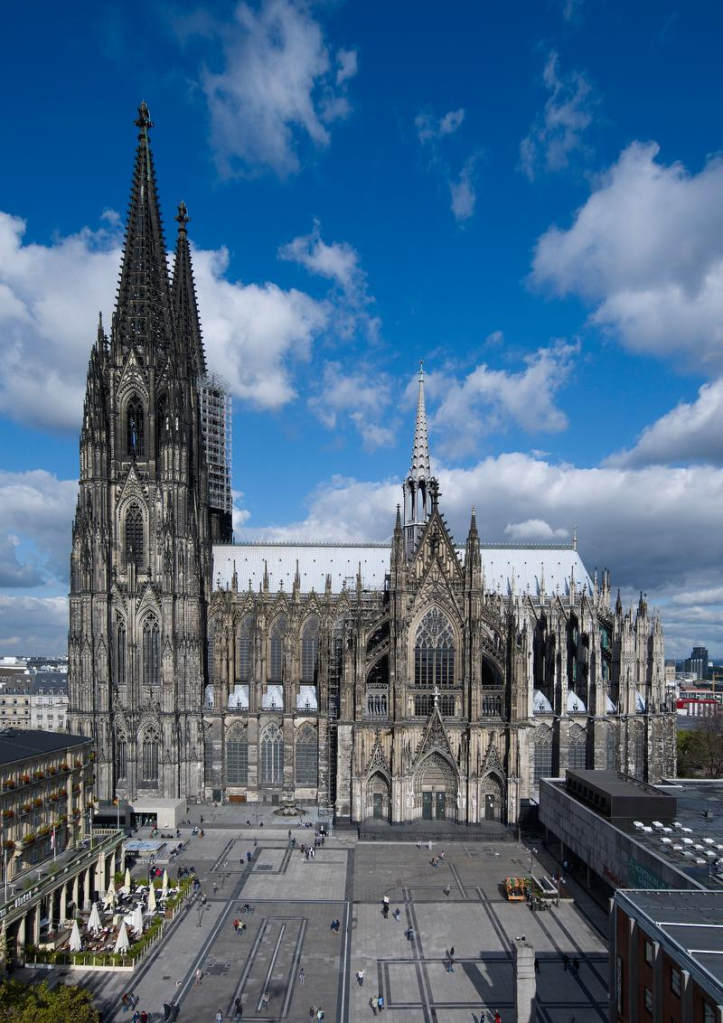 Guided Tour In The Cologne Cathedral Koelntourismus Gmbh Tours