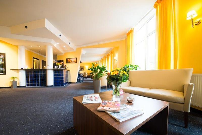Empfang Hotel Mirage / Urheber: Empfang Hotel Mirage
