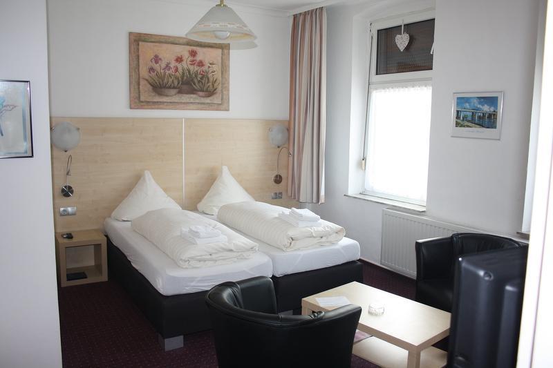 Doppelzimmer Hotel am Kamin