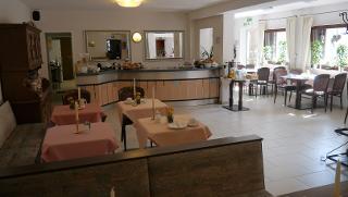 Frühstücksraum Hotel am Kamin