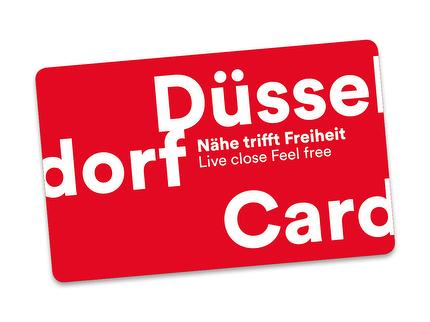 DüsseldorfCard 72h Gruppe/Familie