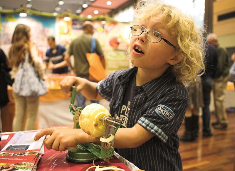 Kindern muss es Spaß machen / Urheber: Rohköstlich GmbH / Rechteinhaber: © Rohköstlich GmbH