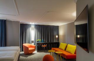 Zimmer Large / Urheber: The New Yorker Hotel GmbH / Rechteinhaber: © The New Yorker Hotel GmbH