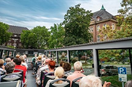 Stadtrundfahrt Hernes wilder Westen Standardticket Unterstützungsticket (5,00 € zusätzlich)